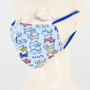 マスク【ネコ】小