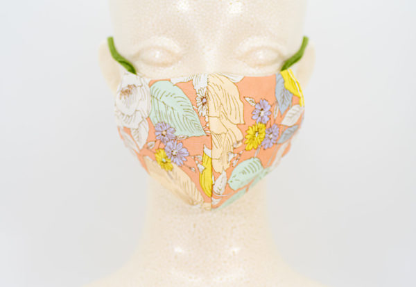 マスク【花】小